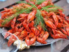 How To Survive a Finnish Crayfish Party - Saveur.com