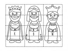 Christmas Cards Drawing, Christmas Paper Crafts, 3 Kings Day Crafts, 3 Reyes, Winter Wedding Decorations, Church Nursery, Felt Quiet Books, Preschool Lesson Plans, Worksheets