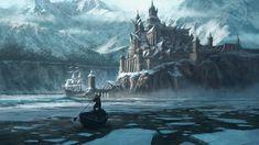 Acaratus - City of Veturoth -, Klaus Pillon on ArtStation at https://www.artstation.com/artwork/acaratus-city-of-veturoth
