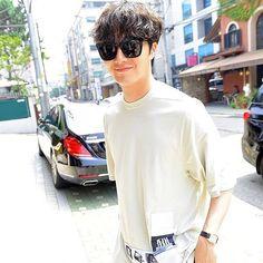 Jung Il woo ♥♥ 'Cinderella and Four Knights' Presscon Jung Ii Woo, Cinderella And Four Knights, Mens Sunglasses, Korean, Style, Instagram, Tv Series, Swag, Korean Language