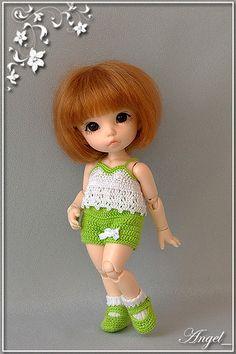 """PlayDolls.ru - Играем в куклы :: Тема: Angel_: Наряды моих """"Ангелочков"""" (50/52)"""