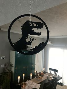 Jurassic Park Party Decorations