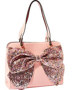 Bow Regard Large Satchel from Betsey Johnson