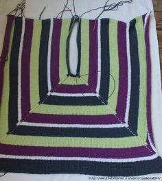 Coat Patterns, Baby Knitting Patterns, Knitting Stitches, Stitch Patterns, Crochet Patterns, Chunky Crochet, Knit Crochet, Rustic Fabric, Crochet Cardigan Pattern