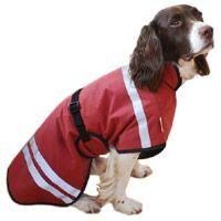 Fleece Lined Waterproof Dog Coat