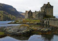 highlands castle - Cerca con Google