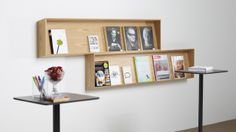 Magazine shelf, Karl Andersson & Söner