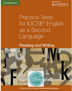 igcse english as a second language essay Igcse english search this paper is 50% of your total 'english as a first language' exam by using this language the second half of this question will be.