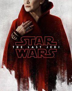 General Leia Organa- Star Wars: The Last Jedi(2017)