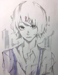 Juuzou Suzuya by Tomoki —hope you enjoy @DaraenSuzu
