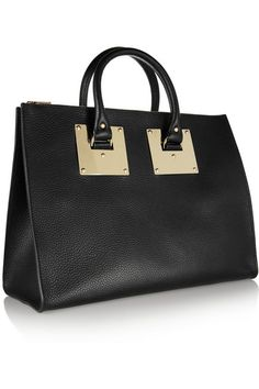 My Sophie Hulme Bag- favorite bag. So classic and holds so much you could almost pack for an overnight...well, almost