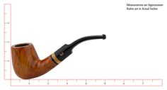 Bjarne Nielsen Viking Classic Pipes On Sale ~ Bjarne Nielsen Viking Classic Skagen Virgin Pipes in Multiple Pipe Shapes Are Available at Milan Tobacconists