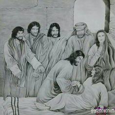 누가복음 8:51-54 KRV  집에 이르러 베드로와 요한과 야고보와 및 아이의 부모 외에는 함께 들어가기를 허하지 아니하시니라 모든 사람이 아이를 위하여 울며 통곡하매 예수께서 이르시되 울지 말라 죽은 것이 아니라 잔다 하시니 저희가 그 죽은 것을 아는고로 비웃더라 예수께서 아이의 손을 잡고 불러 가라사대 아이야 일어나라 하시니  Luke 8:51-54 KJV  And when he came into the house, he suffered no man to go in, save Peter, and James, and John, and the father and the mother of the maiden.  And all wept, and bewailed her: but he said, Weep not; she is not dead, but sleepeth.  And they laughed him to scorn, knowing that she was dead.  And…