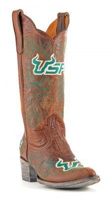 #USF boots @Amanda Snelson Smith