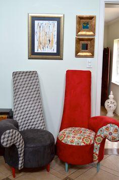 As poltronas novas habitam aqui também... Patio Furnishings, Soft Furnishings, Interior, Diy Furniture, Dream Furniture, Tire Furniture, Pallet Furniture, Space Saving Furniture, Dinning Room Design