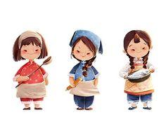 《锦鲤跃新春》希望新的一年,每个人都能成为锦鲤本鲤 - 原创作品 - 站酷(ZCOOL) Disney Characters, Fictional Characters, China, Disney Princess, Art, Kunst, Fantasy Characters, Porcelain Ceramics, Disney Princes