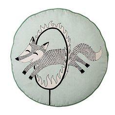 Bloomingville Mini Circus Fox Cushion | Children's Homeware | Beaumonde – Beaumonde ®