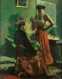 Walter Richard Sickert paintings