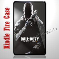 Call Of Duty Black Ops 2 Kindle Fire Case | Merchanstore - Accessories on ArtFire