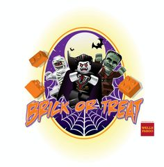 Guests will invade LEGOLAND® Florida Resort during its kid-friendly Halloween celebration of Brick-or-Treat presented by Wells Fargo this Fall. This spooky event takes place weekends in October, and features trick-or-treating along the brick-or-treat trail, super brick build activities, the largest LEGO Jack-O-Lantern in the world, Halloween entertainment and an all-kids costume contest with brick-tastic prizes!