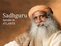 Sadhguru Speaks in Atlanta