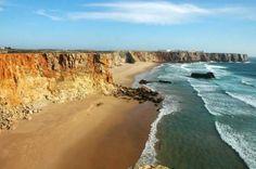 plus belles plages de l'algarve - Plage de Tonel