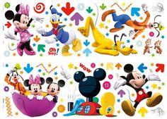 Imágenes para usar en fiesta de la Casa de Mickey.|¡Disfrutando en mi hogar!