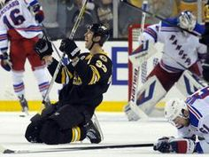 Chara after scoring the GWG and getting his Gordie Howe hattrick!  #Bruins http://nightmaresoncauseway.weebly.com/1/post/2013/11/game-recap-1129-bruins-vs-new-york-rangers.html