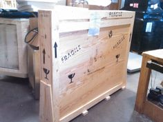 Any Size Shipping Crate, Made To Order.