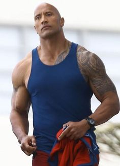 c975107c195 can I find a similar blue vest like Dwayne is wearing The Rock Dwayne  Johnson