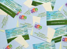 Diseño de las tarjetas de Ruz