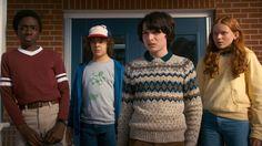 Stranger Things - Review da segunda temporada