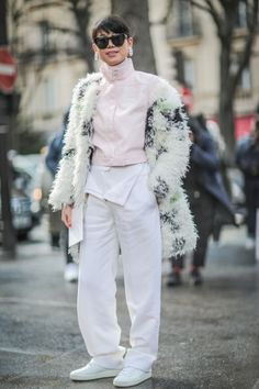 How to Wear All White This Winter: 18 Fresh Outfit Ideas | StyleCaster