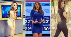 Broiled Sports: A Look at INSANELY Gorgeous Weatherwoman Yanet Gar...