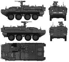 Stryker Assault Vehicle