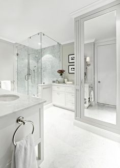 Balance is key to creating a great design that fits within your budget. A few of our favorite designers share where they would pinch pennies and where they would invest to create a stunning bathroom.