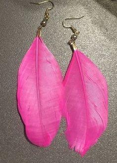 À vendre sur #vintedfrance ! http://www.vinted.fr/accessoires/boucles-doreilles/27711383-boucles-doreilles-plumes