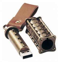 Cryptex: una memoria USB que esconde más de una sorpresa