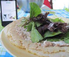 Receita Crepes de Aveia e Tofu Sem Gluten e Sem Lactose por Luidji - bimby