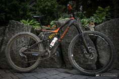 Keegan Wright s Specialized Stumpjumper 29
