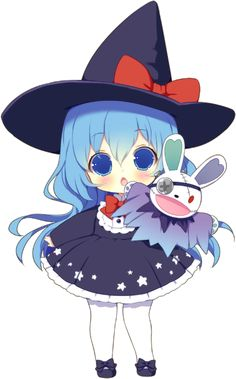 Witchy Yoshino by Cake--Chan.deviantart.com on @DeviantArt