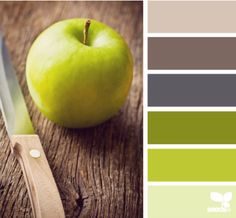More colour inspiration ideas