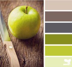 More colour inspiration ideas