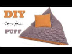 Beanbags are an inexpensive and versatile furniture solution for living spaces, family rooms and kids bedrooms. Diy Cape, Bean Bag Seats, Bean Bag Chair, Diy Puffs, Diy Bean Bag, Stamp Printing, Diy Crochet, Washing Clothes, Diy Tutorial