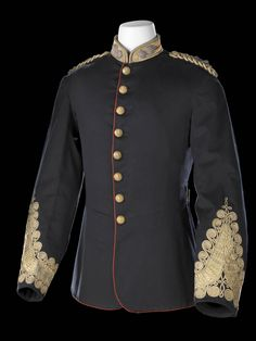 Royal Marine Artillery uniform 1881 RMG -- Those cuffs! Military Style Jackets, Military Jacket, British Royal Marines, British Uniforms, Historical Women, Best Wear, Historical Costume, Military Fashion, Maritime Museum