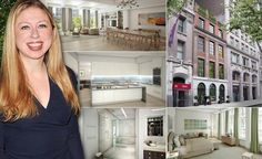 BOUNTY FROM BEING THE DAUGHTER OF THIEVES - Her first house a 10.5 million dollar manhattan apartment ...and guess what it has porcelain ceilings.....and her NEW dig ..wonder what the carbon footprint is on those