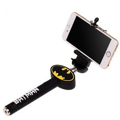 The Batman Selfie Stick because who doesn't want the knight?