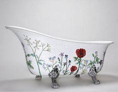 Mosaic Bathtub by MosaicSweden by jewel