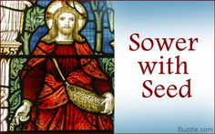 Sower with Seed