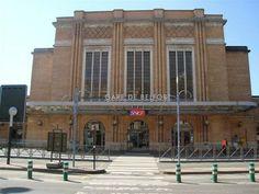 La Gare SNCF de Belfort
